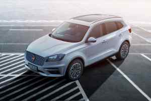 Borgward coming to the UK