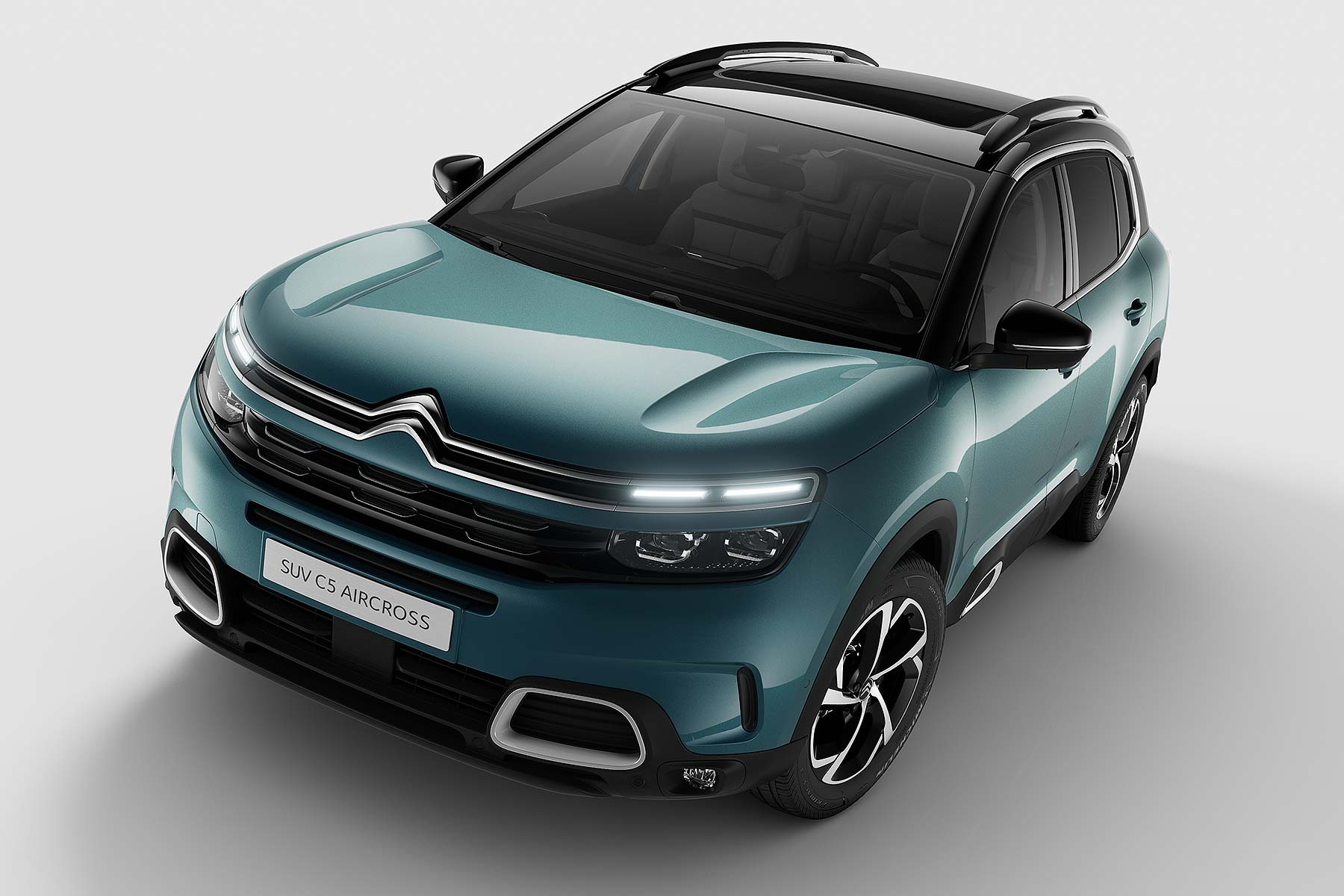 New 2019 Citroen C5 Aircross family SUV