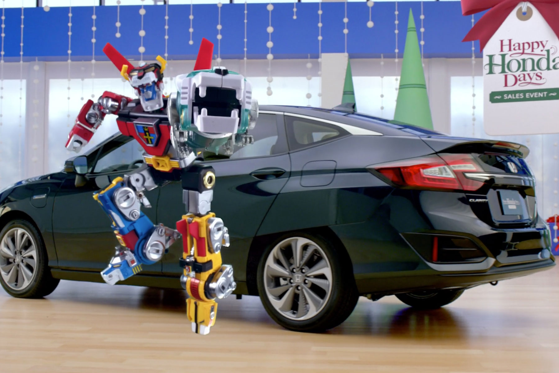 Honda Happy Days sales event