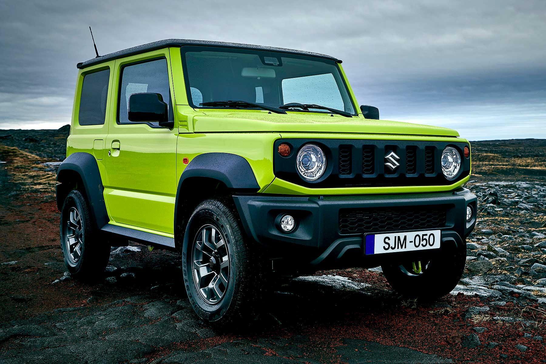new 2019 suzuki jimny prices and specs motoring research. Black Bedroom Furniture Sets. Home Design Ideas