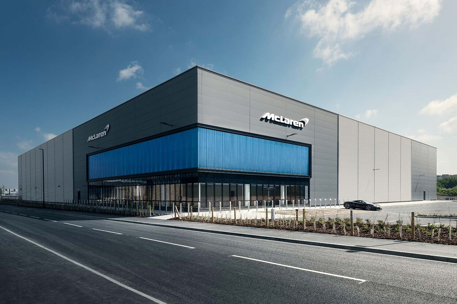 McLaren Composites Technology Centre