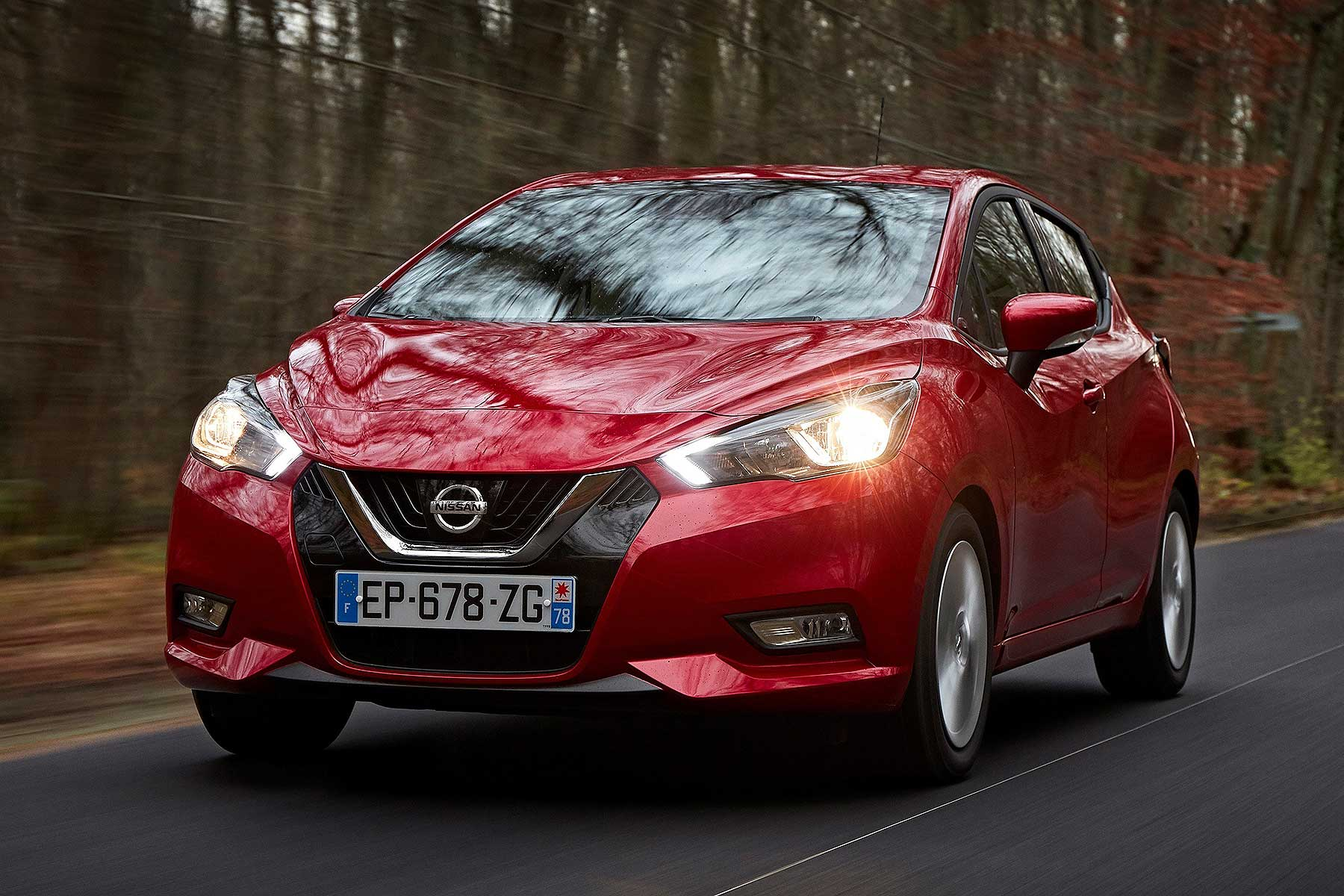 nissan autumn 2018 special offers save across the range motoring research. Black Bedroom Furniture Sets. Home Design Ideas