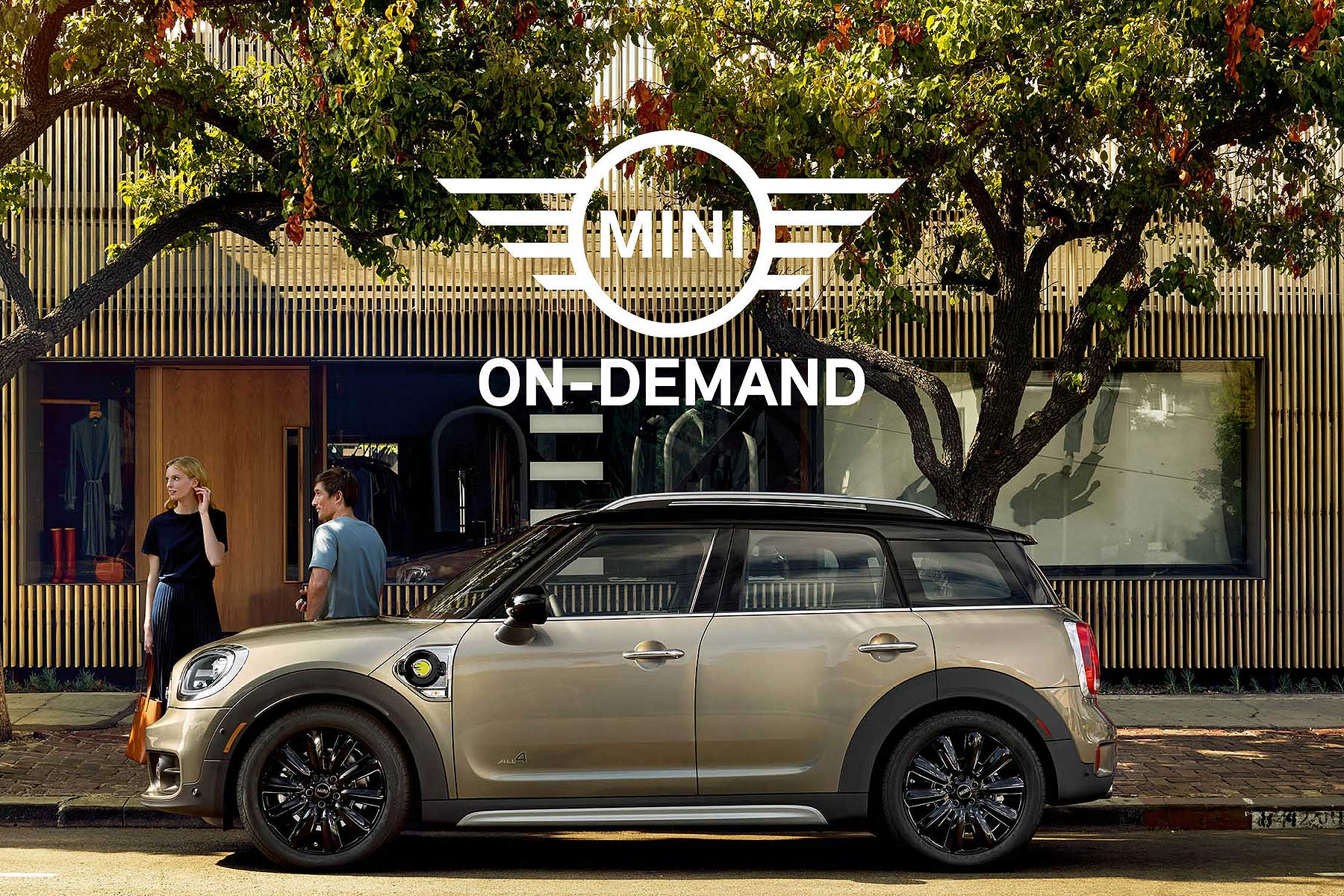 Mini Countryman is available via Mini tweet to test drive initiative