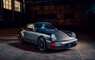 Porsche restorations at the NEC Classic