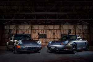 Porsche restorations at the NEC Classic Motor Show