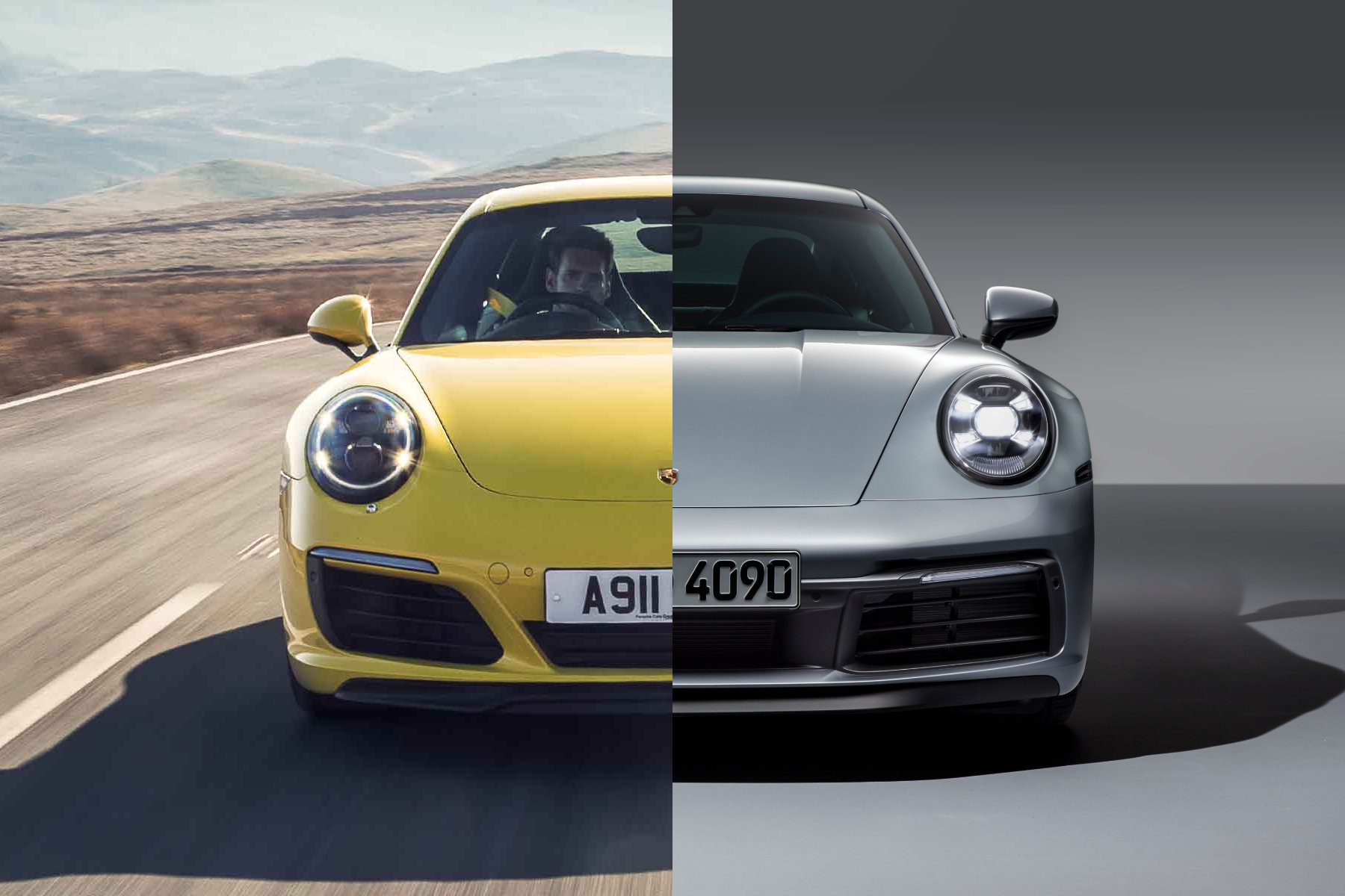 Spot The Difference: Porsche 911 New And Old Compared