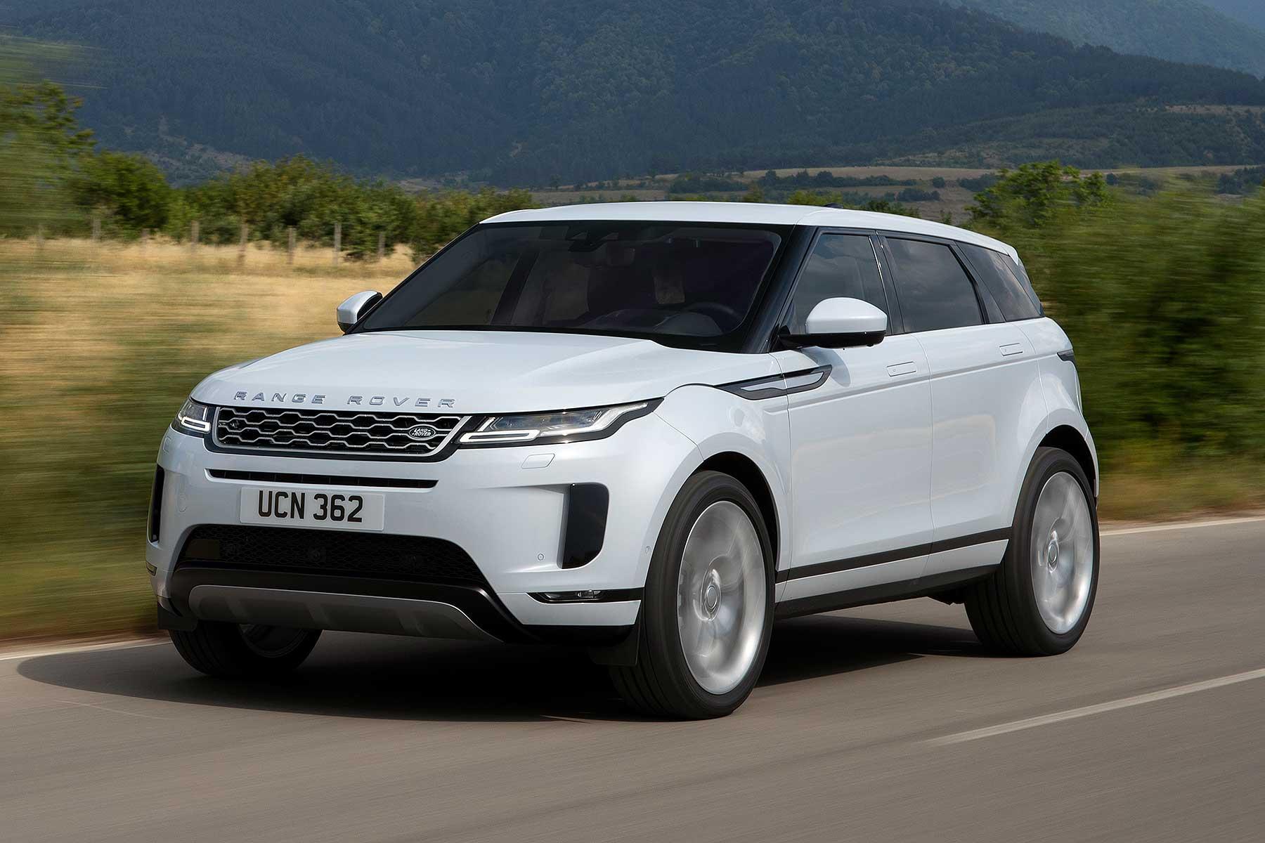 Range Rover Evoke >> 2019 Range Rover Evoque Motoring Research