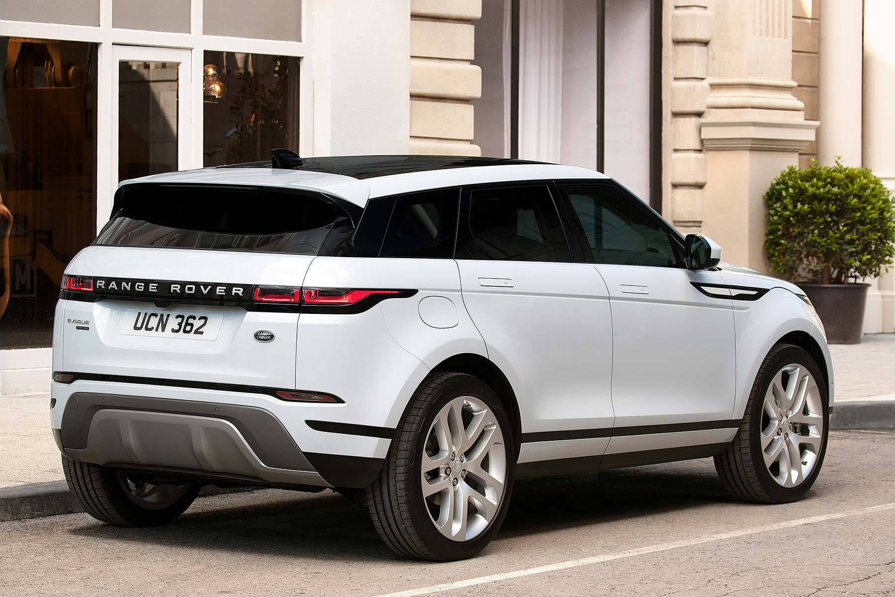 2019 range rover evoque motoring research. Black Bedroom Furniture Sets. Home Design Ideas