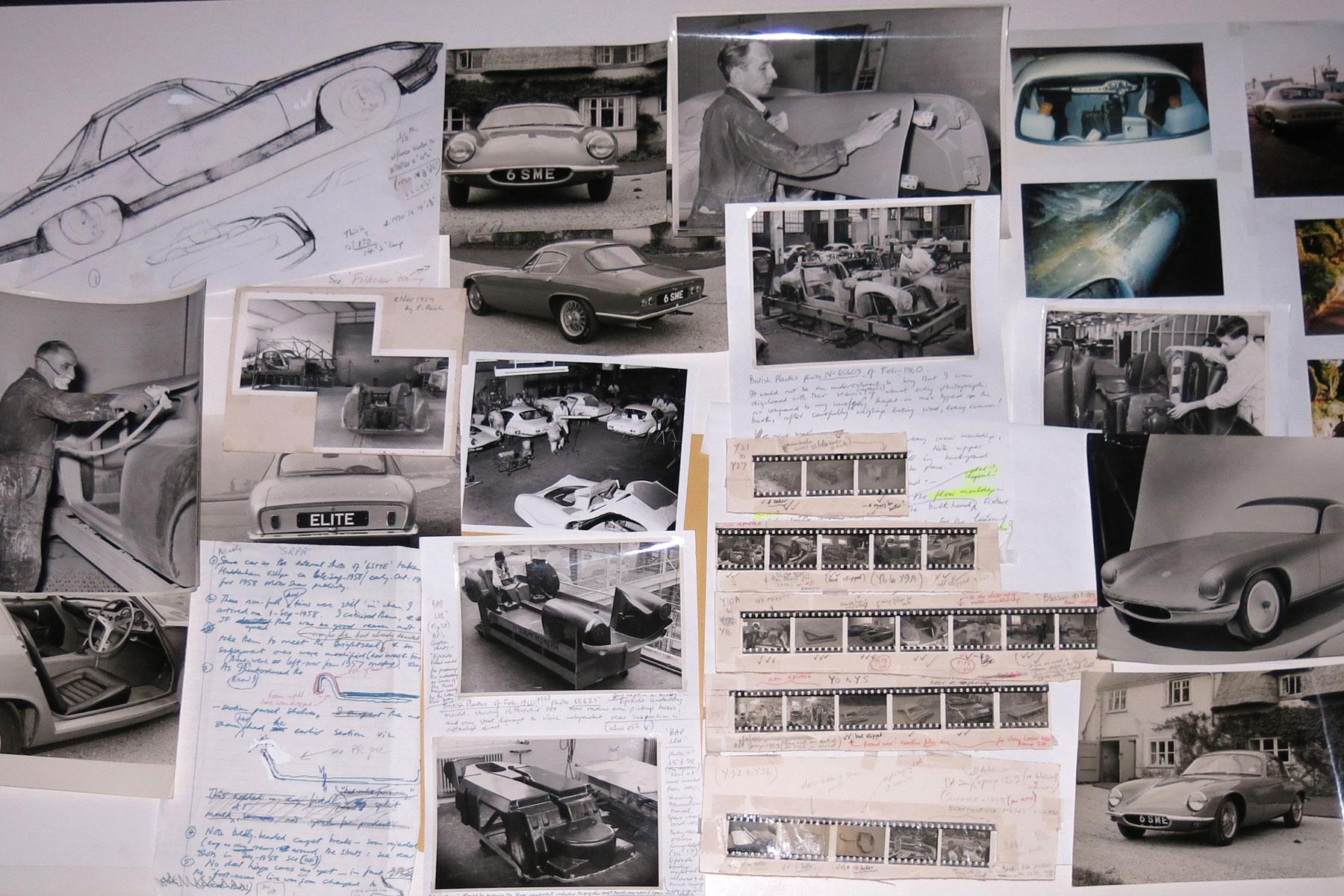 Ron Hickman collection