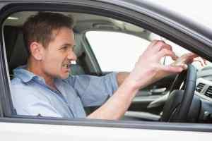 Swansea is road rage capital