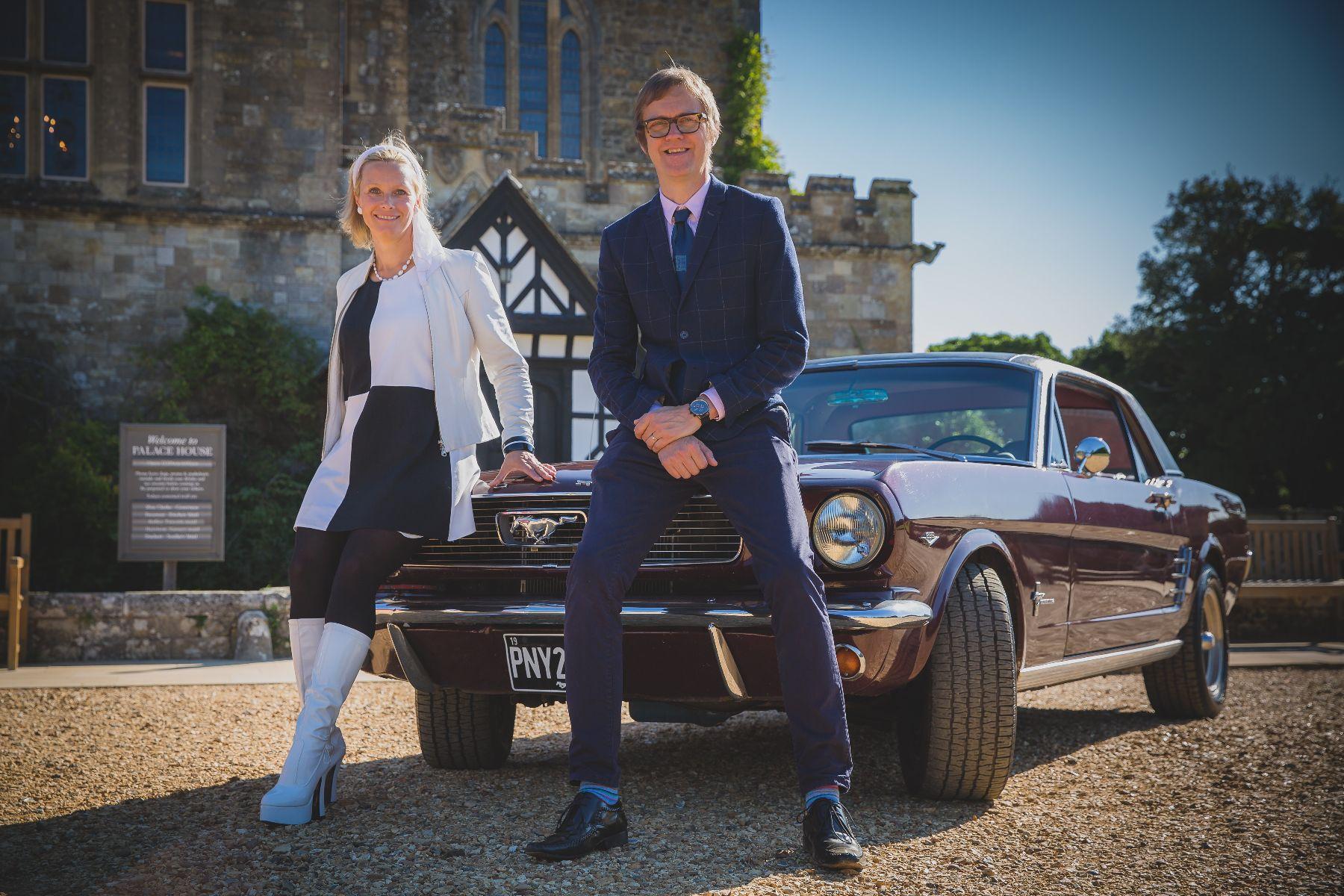 The Car Years Vicki Butler-Henderson