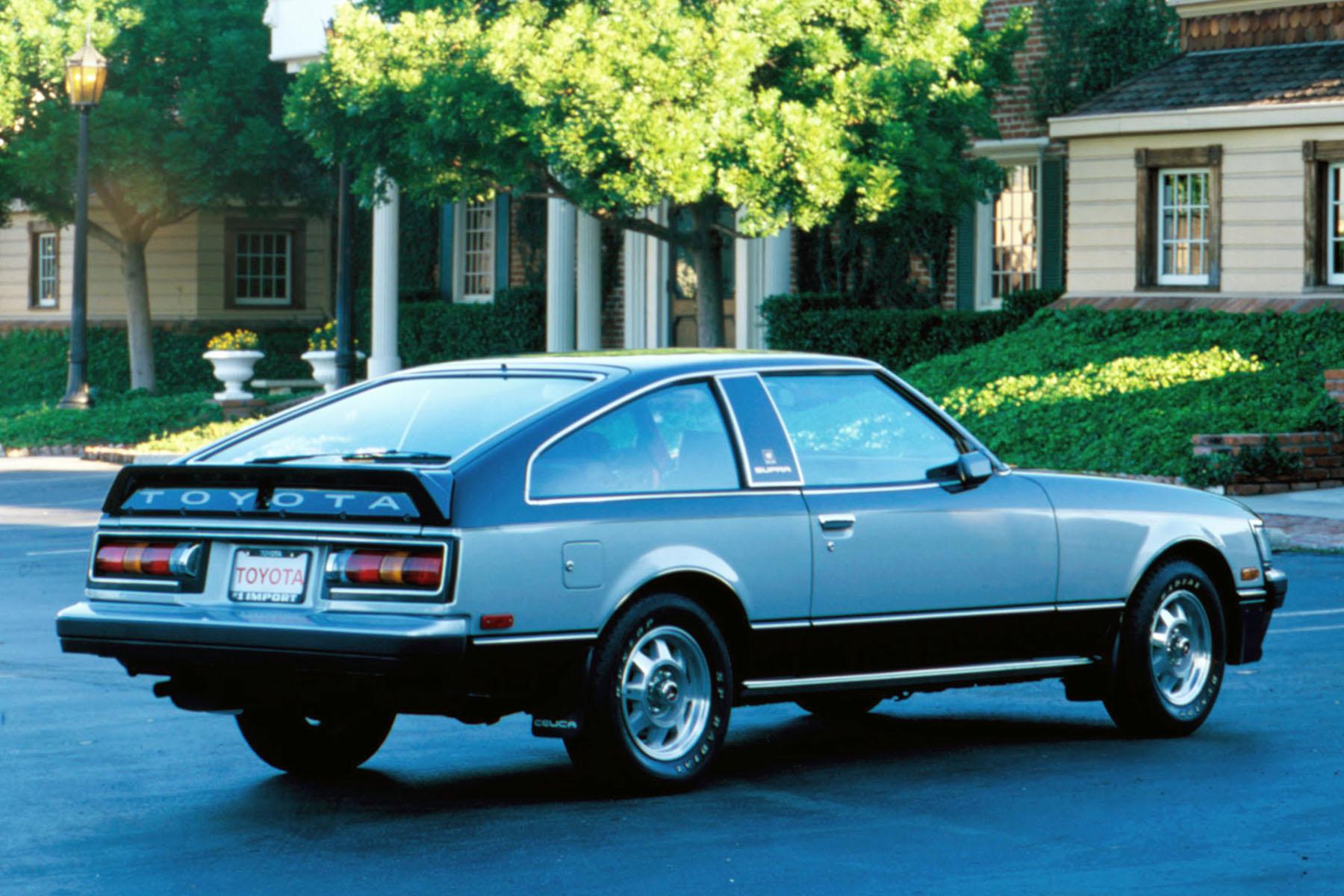 U.S.-spec A40 Toyota Supra