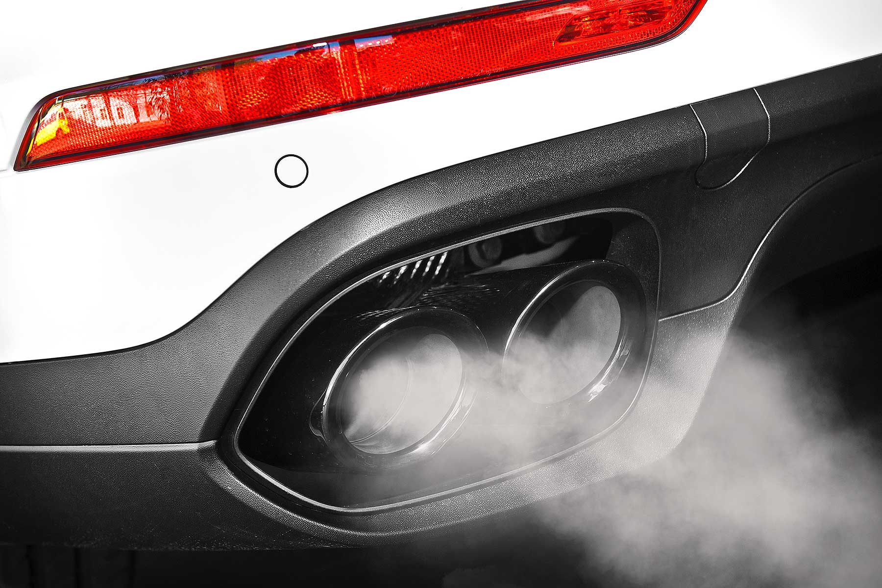 Car exhaust emissions