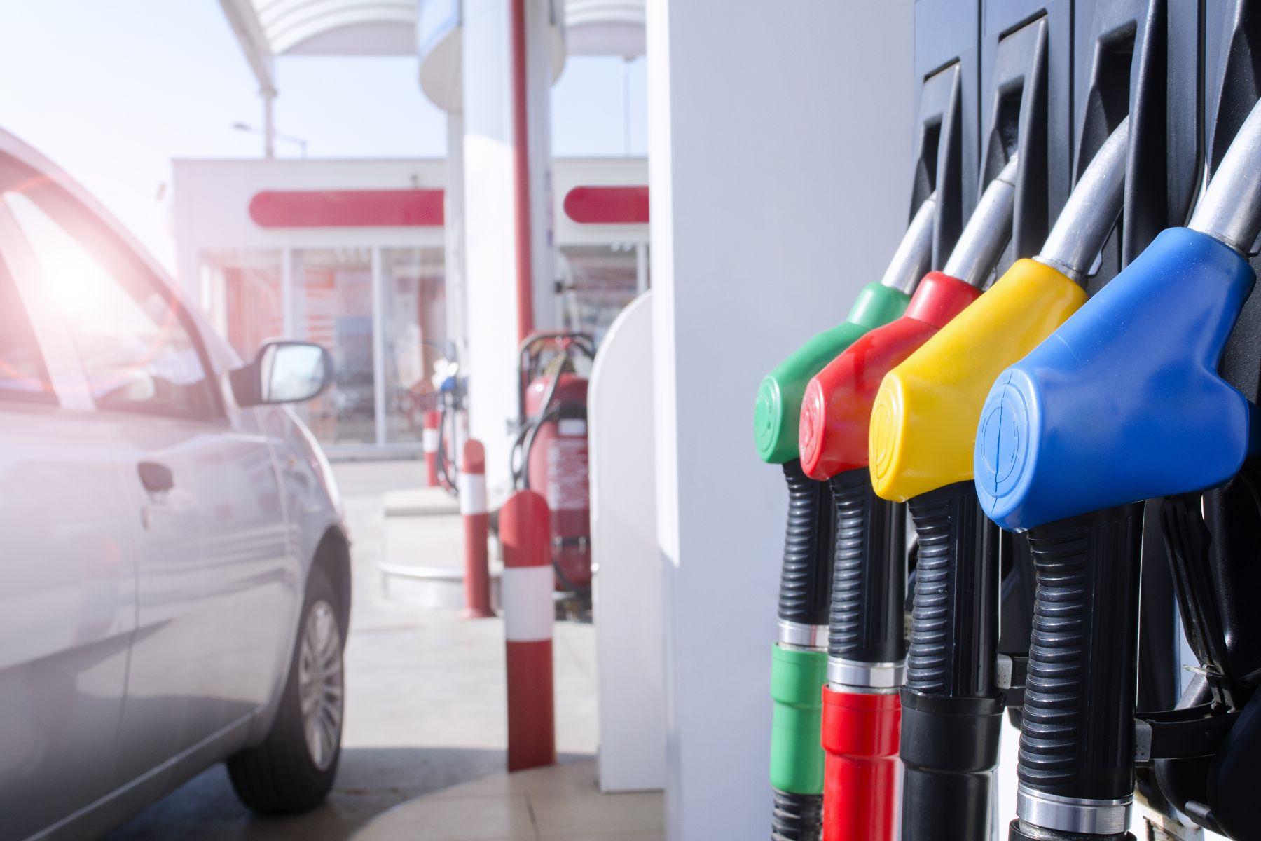 Petrol pay at pump