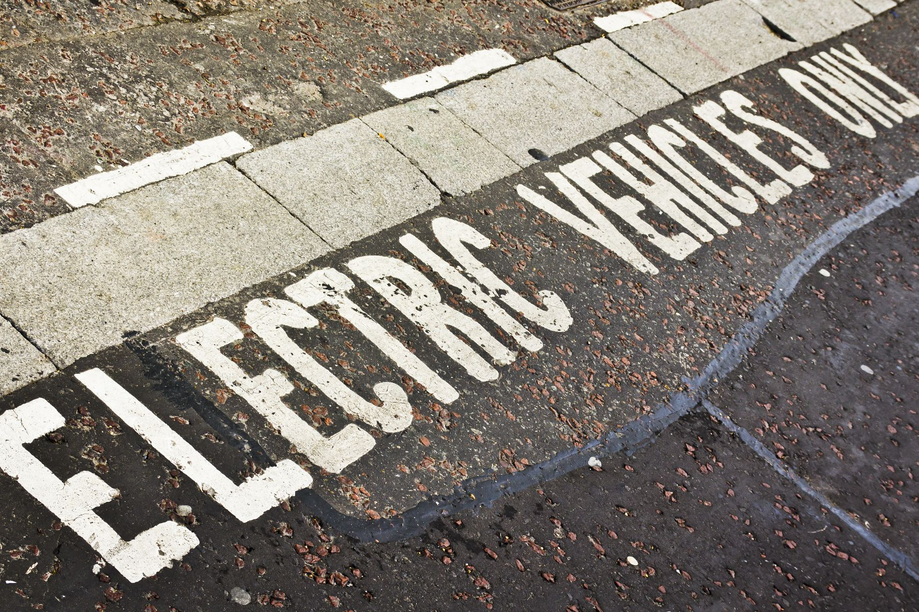 UK not electric car future ready