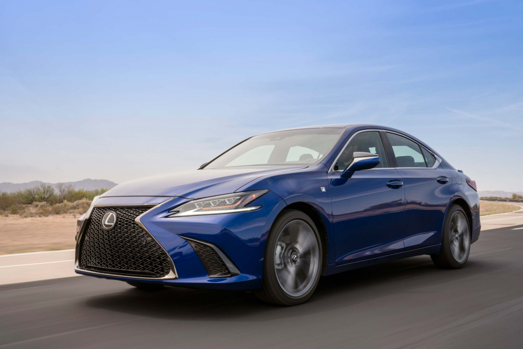 10 Best American Luxury Cars: The 10 Best Midsize Luxury Cars For 2019
