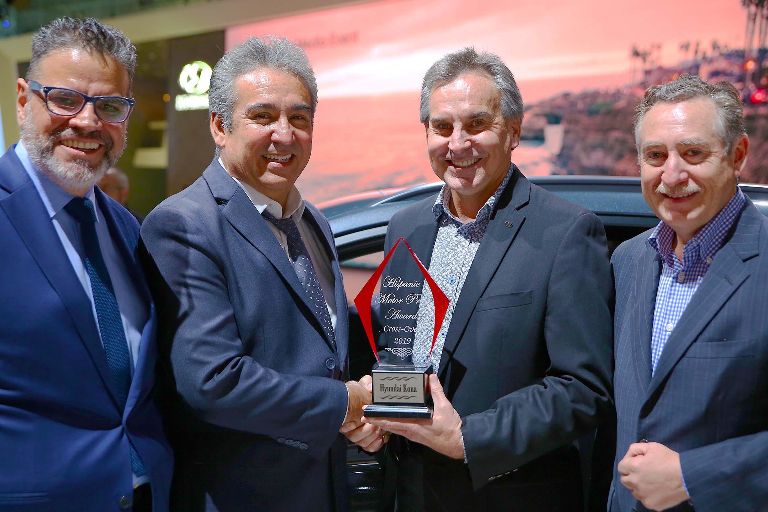 Hyundai Kona - Best Crossover for Hispanic Families