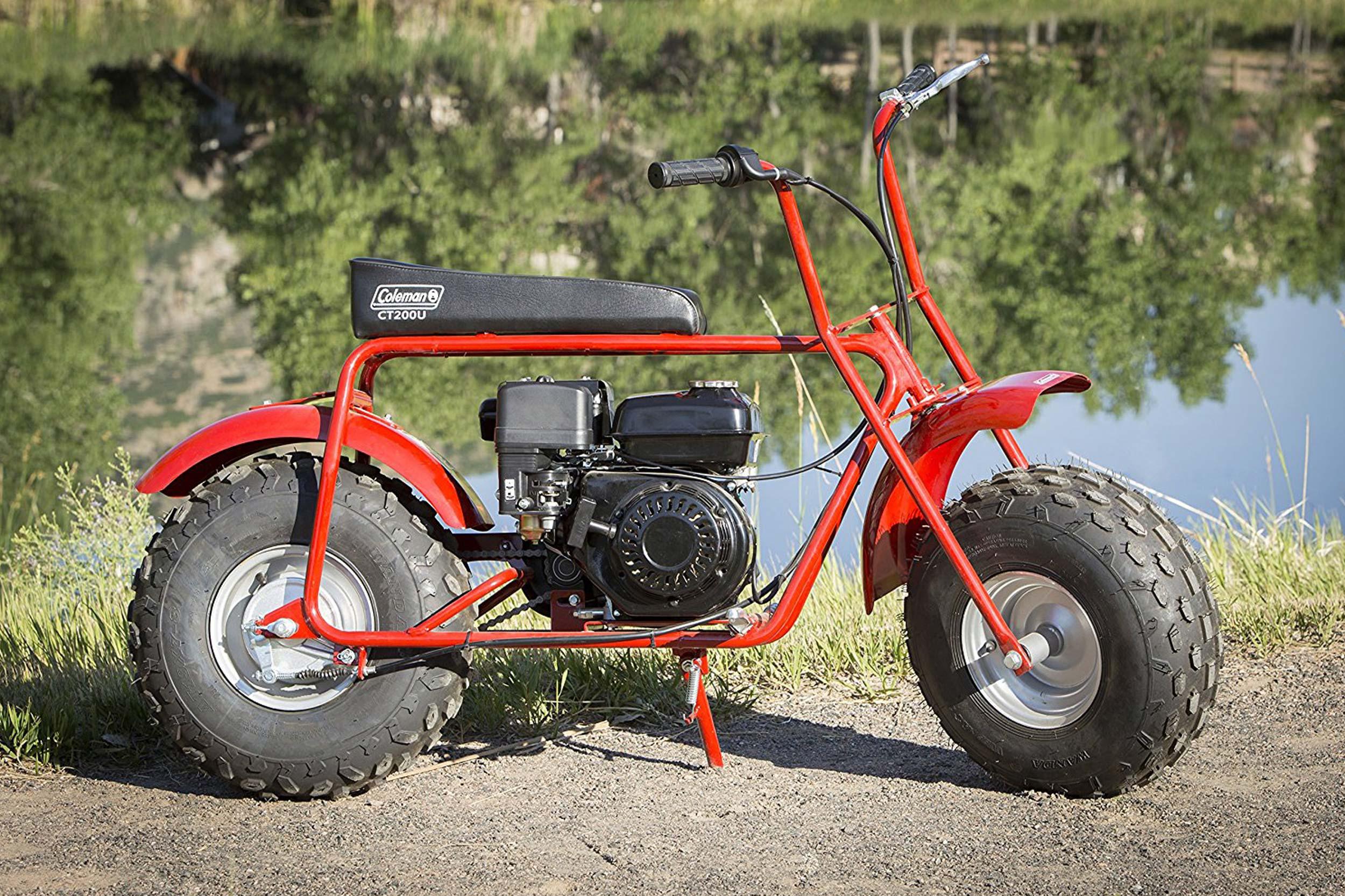 Coleman Minibike