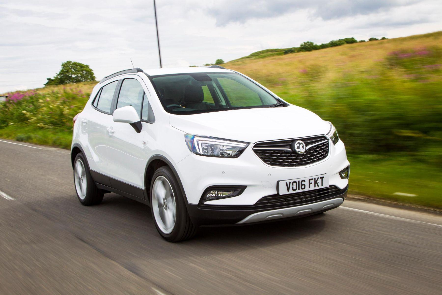 Vauxhall electric 2020