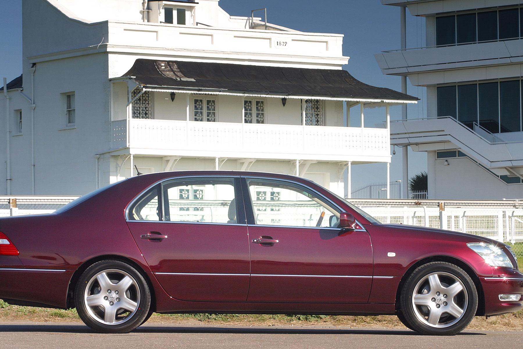 Used luxury 5k