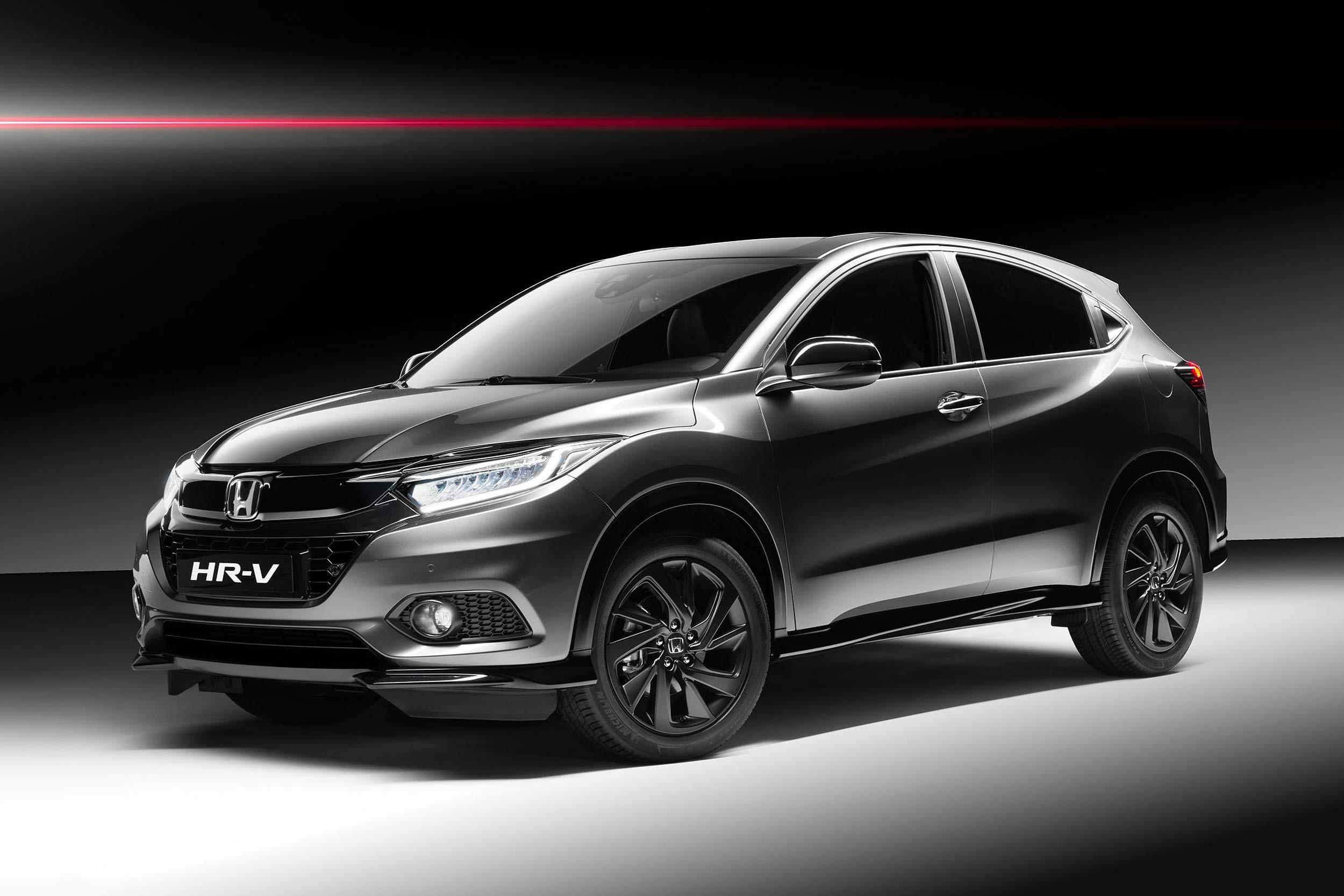 2019 Honda HR-V Sport front