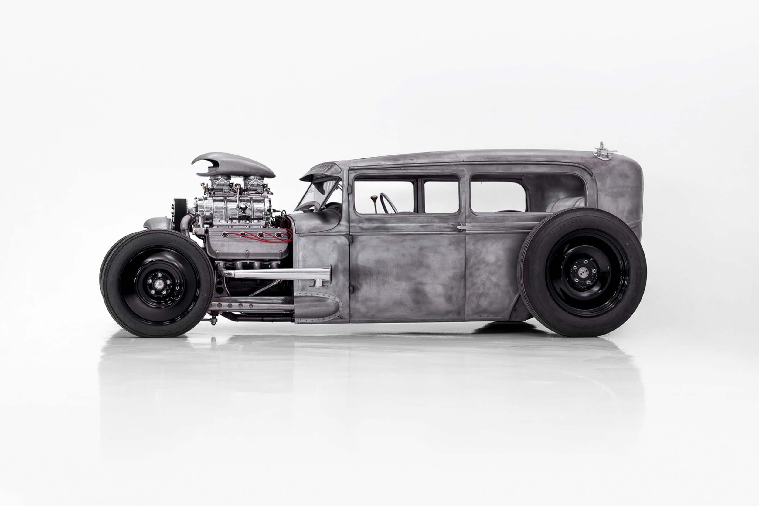 1930 Ford Model A Beauty Side