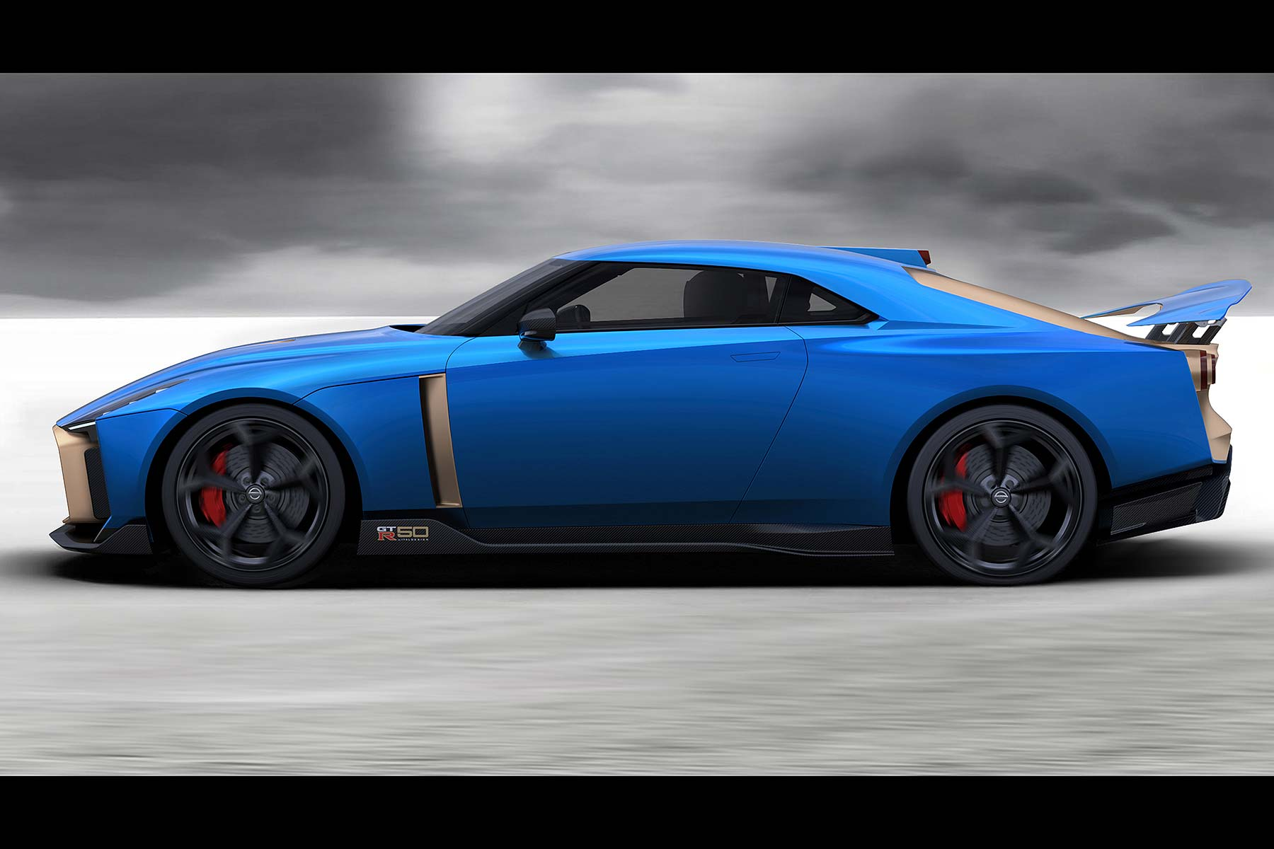Nissan GT-R50 by Italdesign Production Version