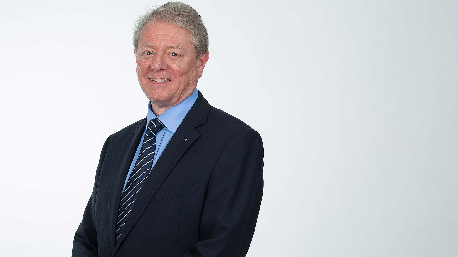 Kevin Fitzpatrick CBE