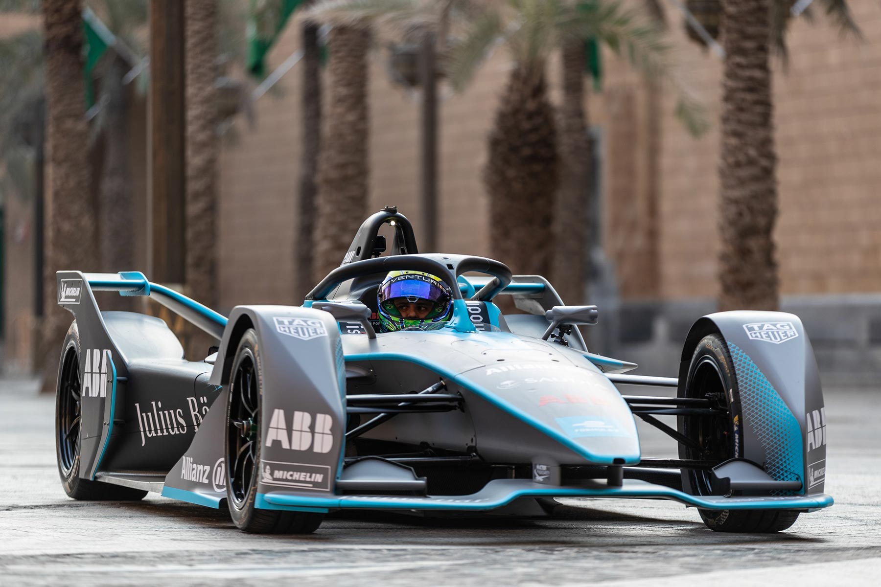 2018-2019 FIA Formula E Season Guide