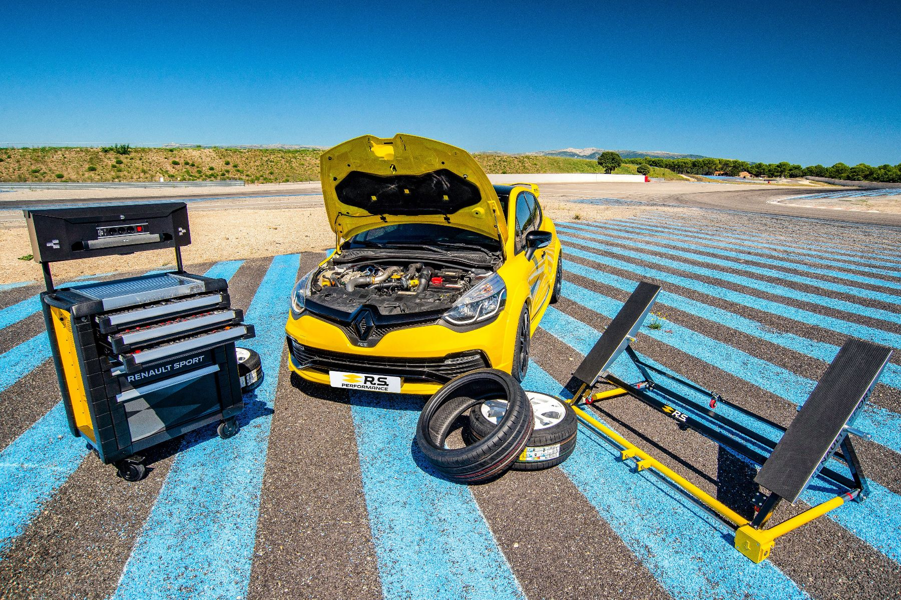 R.S. Performance Parts Renault Sport Clio