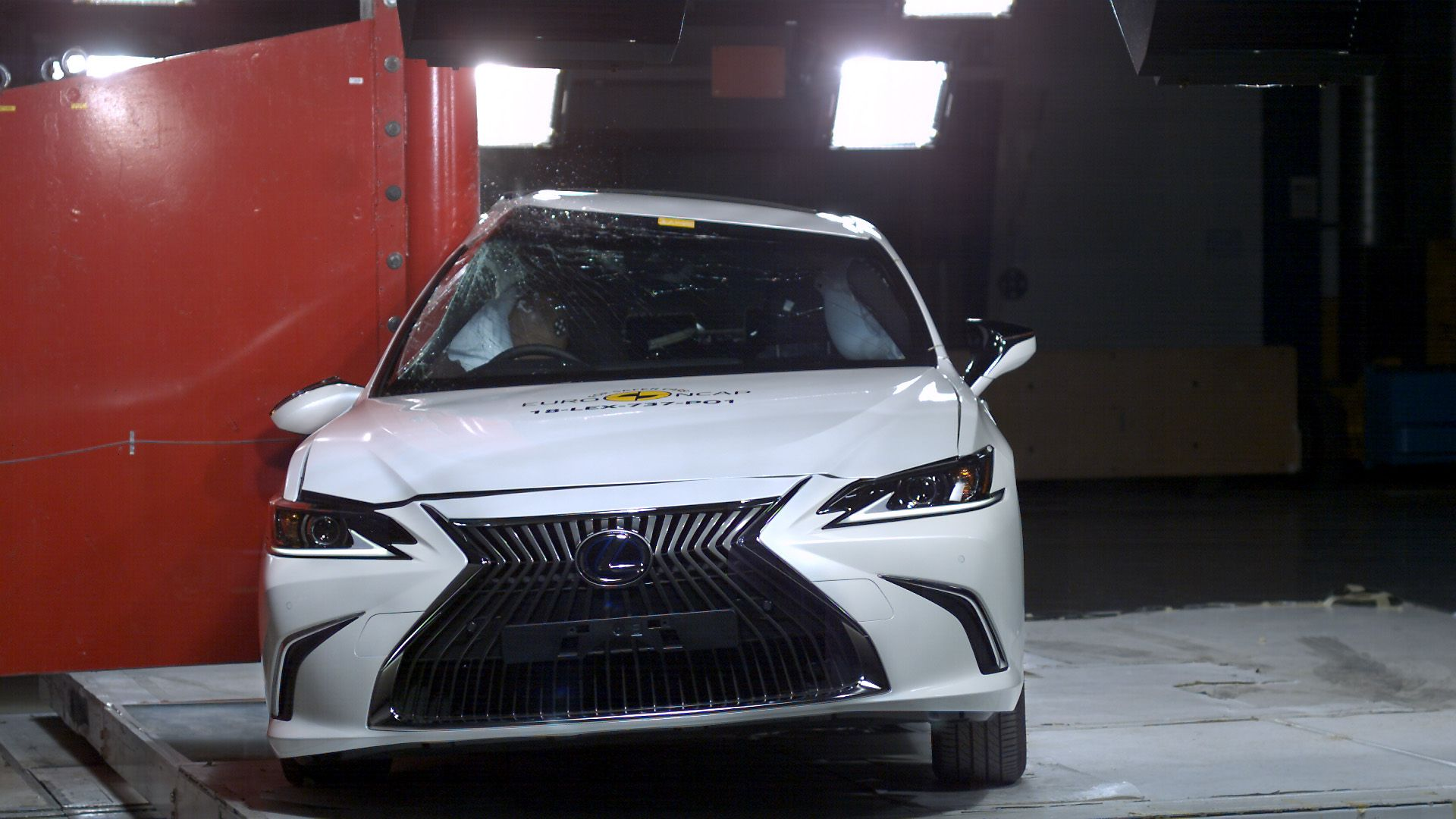 Euro NCAP best in class 2018 car crash safety