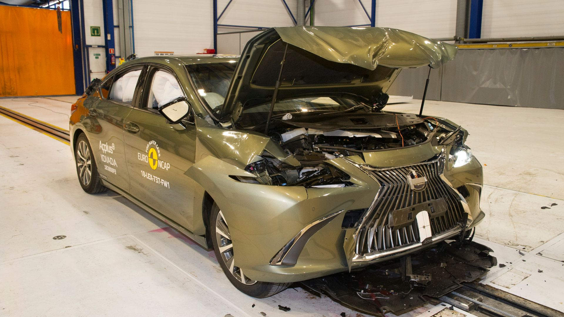 Euro Ncap Reveals Safest In Class Cars For 2018