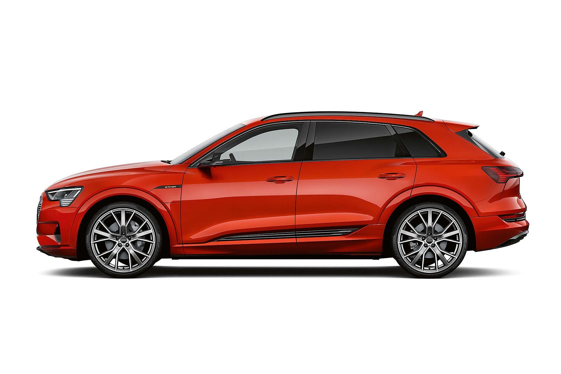 Audi e-tron Launch Edition