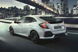 New Honda Civic Sport Line