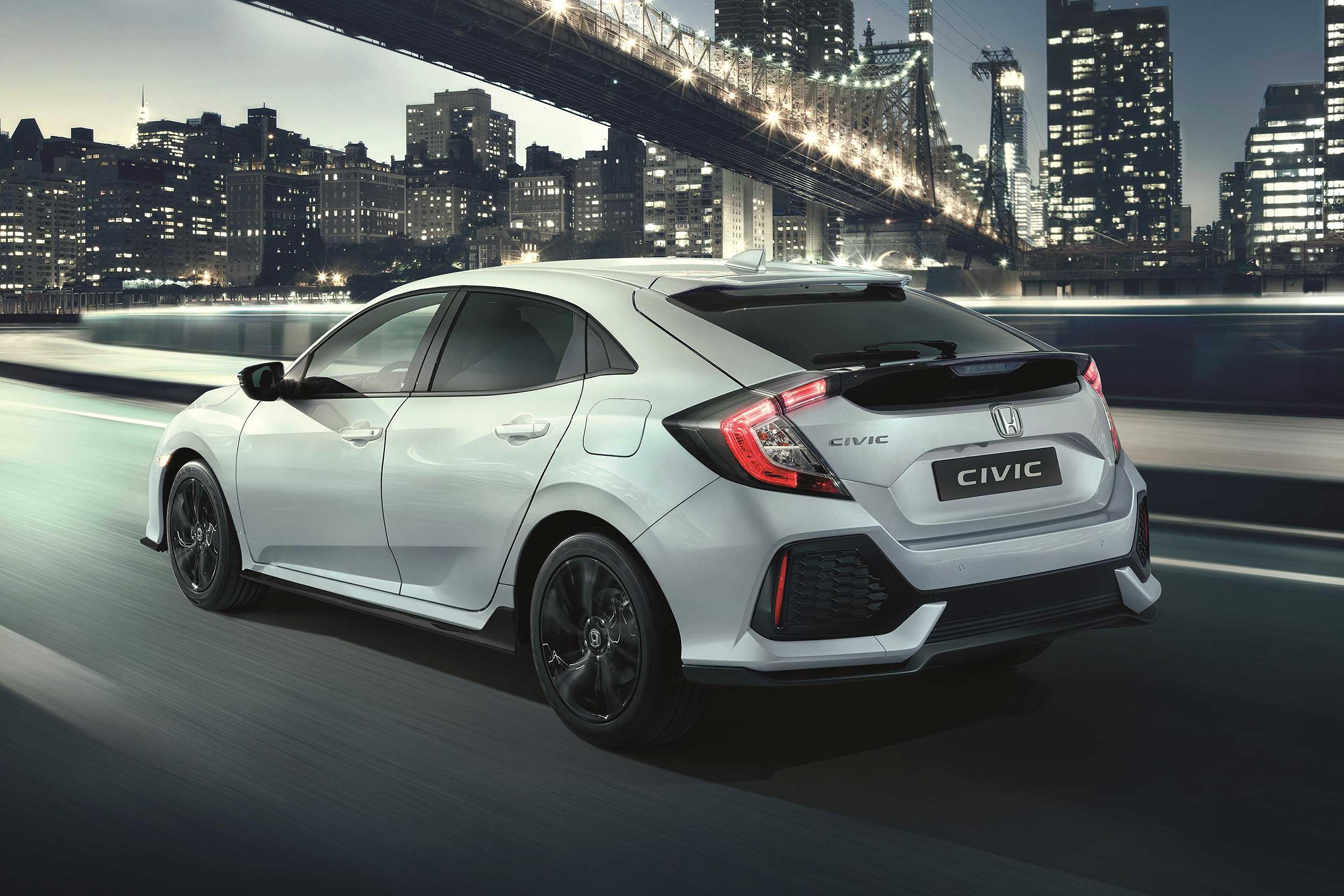 New Honda Civic Sport Line