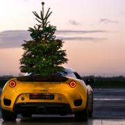 #DriftmasEvora being filmed during #MerryDriftmas video
