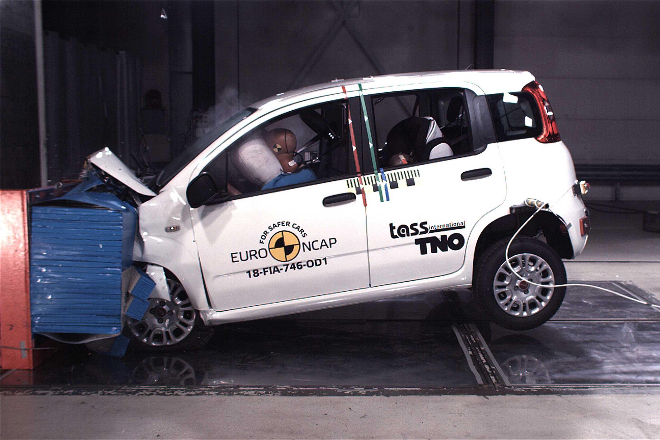 fiat panda in zero star euro ncap crash test shock motoring research. Black Bedroom Furniture Sets. Home Design Ideas