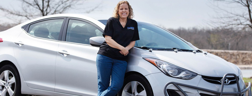Hyundai driver clocks up one million miles in five years