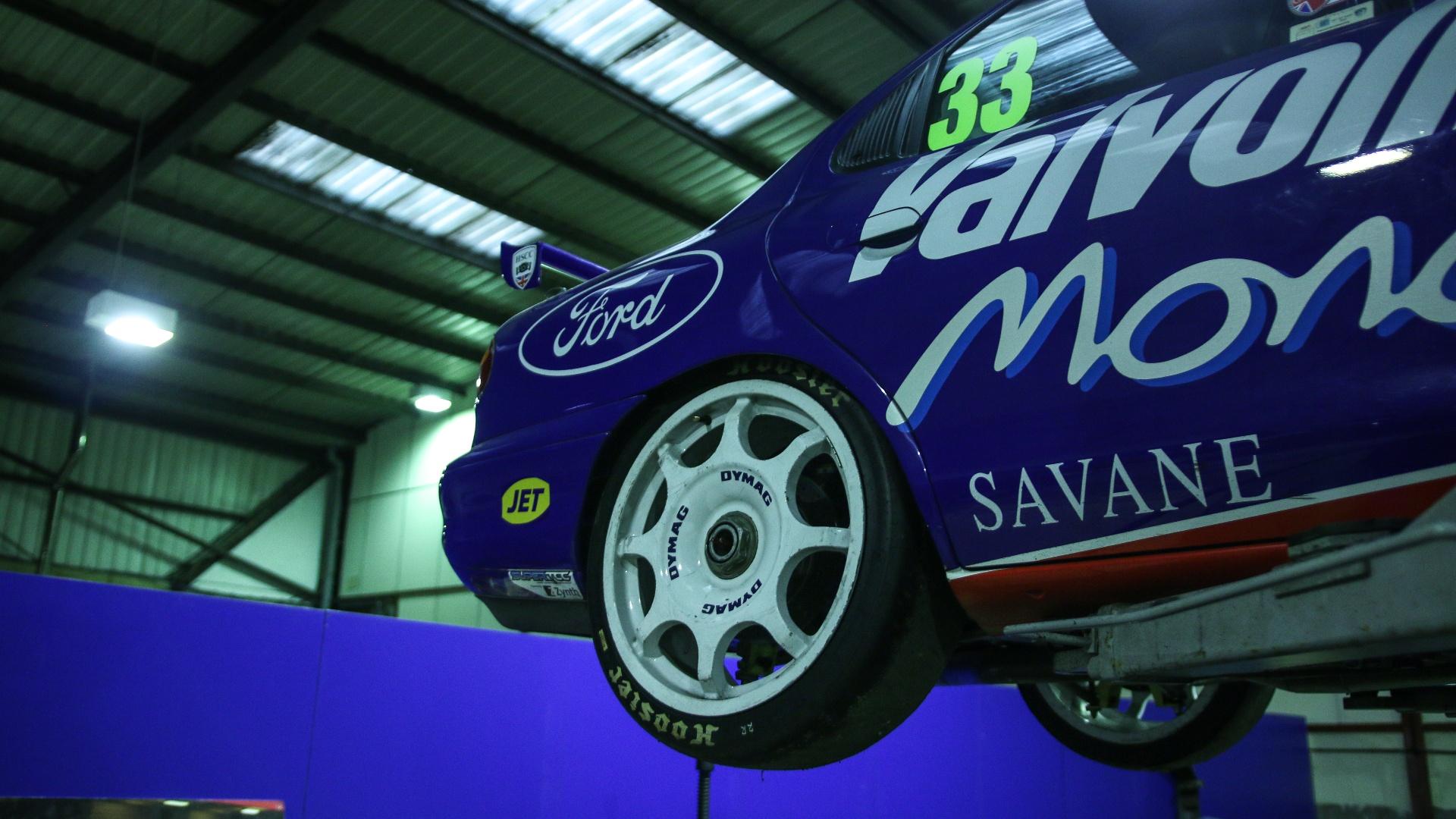 Racing cars AWS Engineering