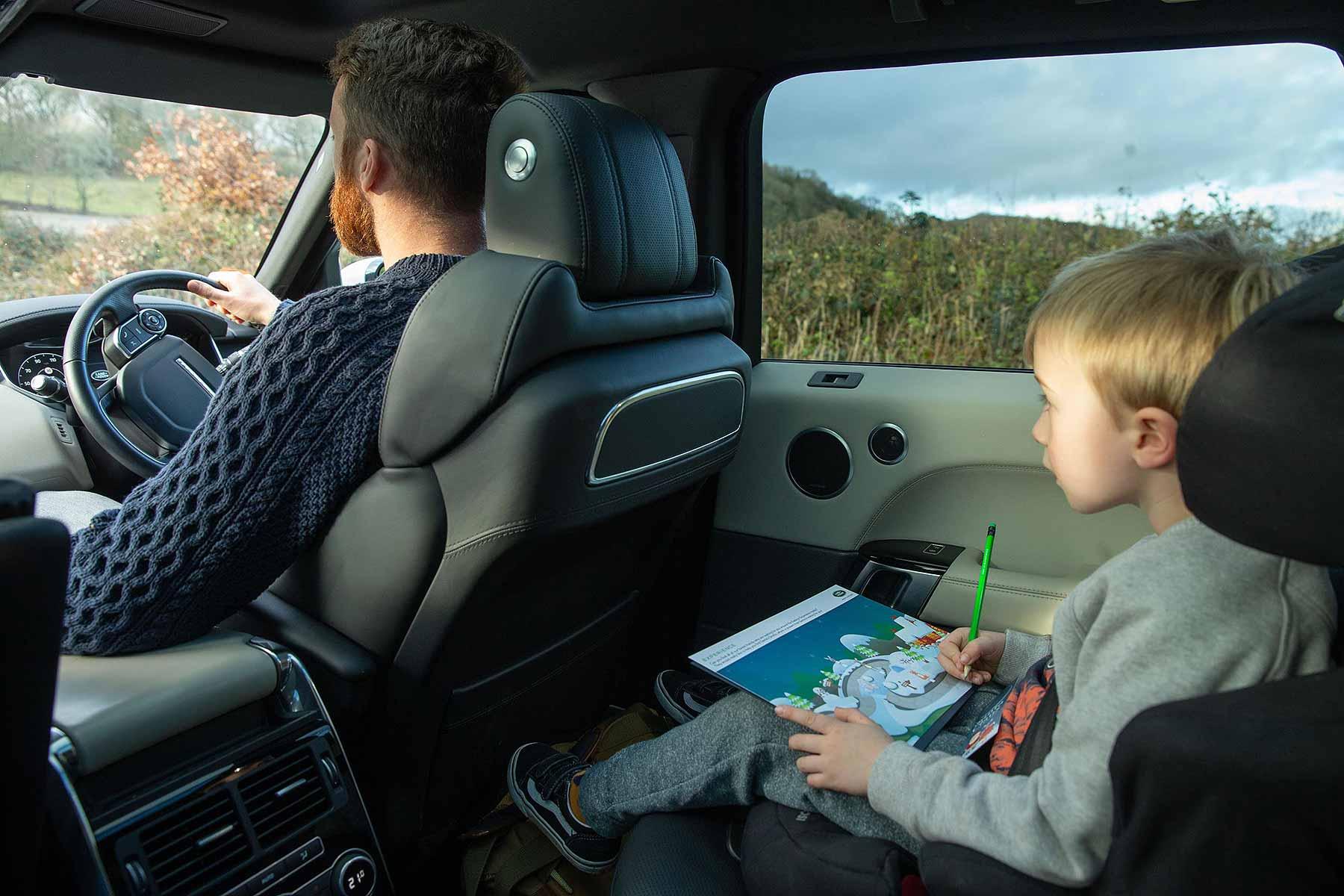 Land Rover Eastnor Family Christmas