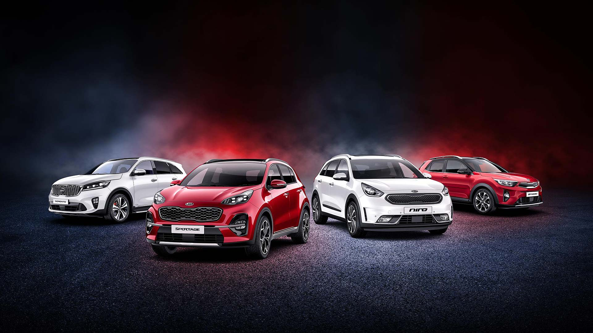 Kia 2019 winter special offers