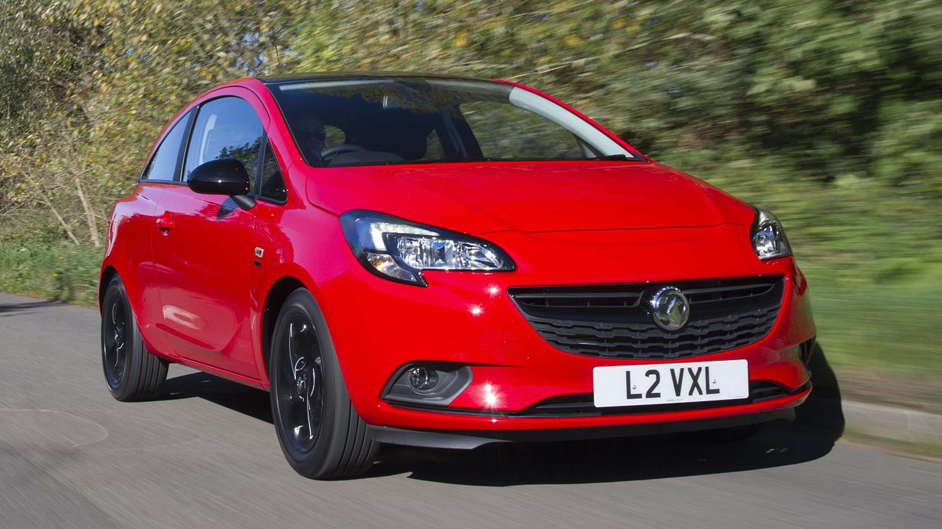 Vauxhall Corsa Griffin Edition