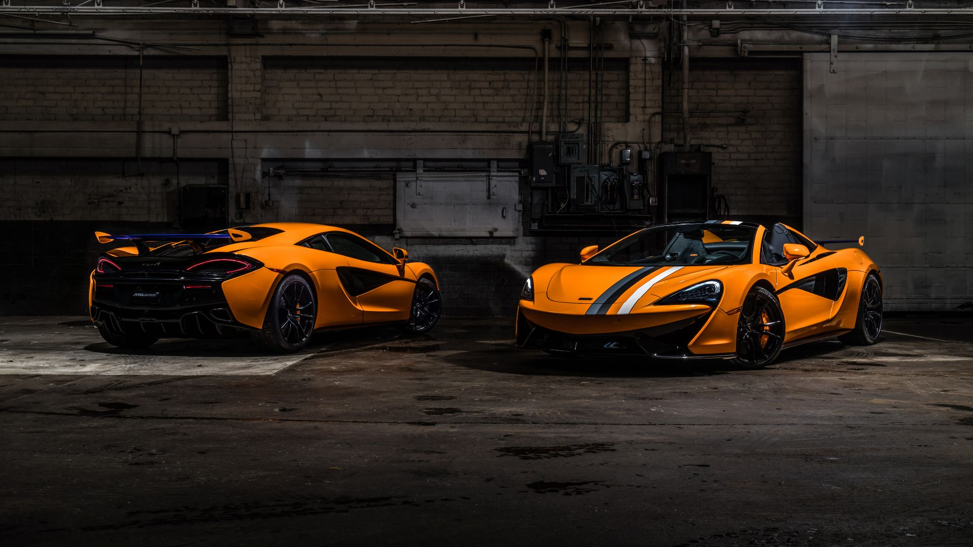 McLaren MSO Racing Through The Ages 570