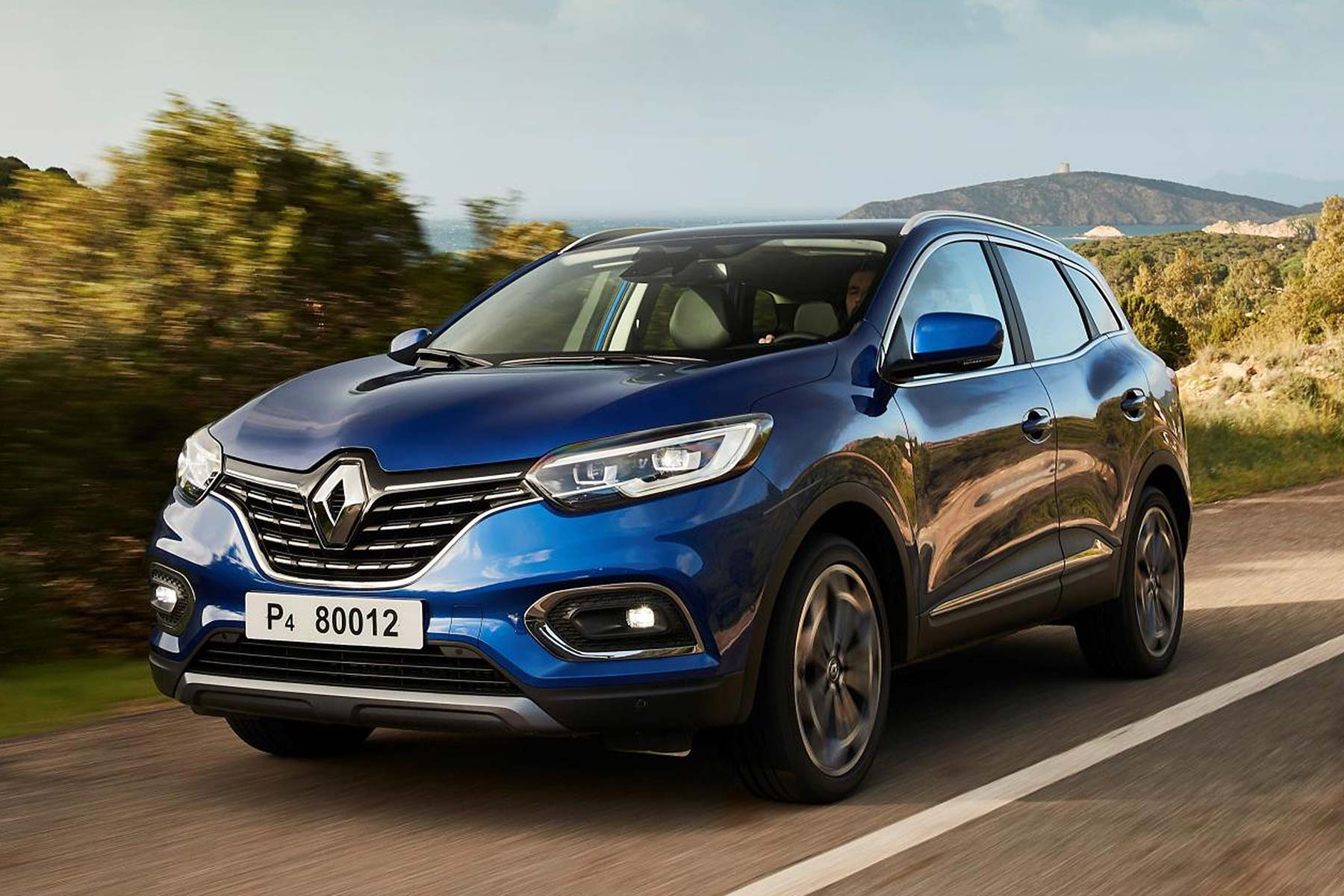 renault has facelifted and simplified the kadjar family suv motoring research. Black Bedroom Furniture Sets. Home Design Ideas