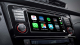 2019 Nissan Connect infotainment with Apple CarPlay
