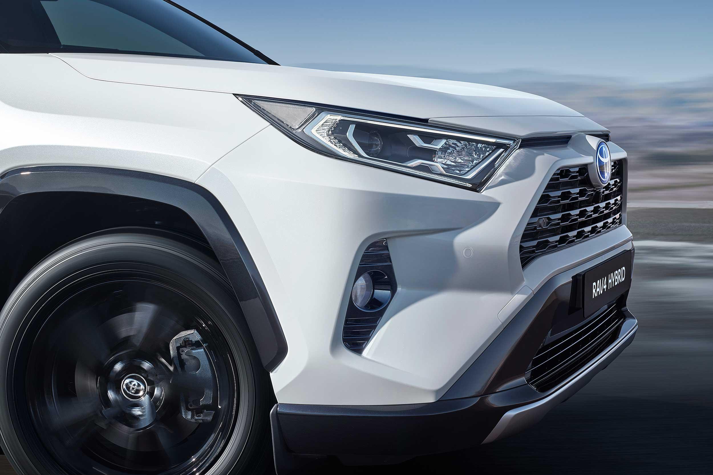 New 2019 Toyota Rav4 Priced From Under 163 30 000 Motoring
