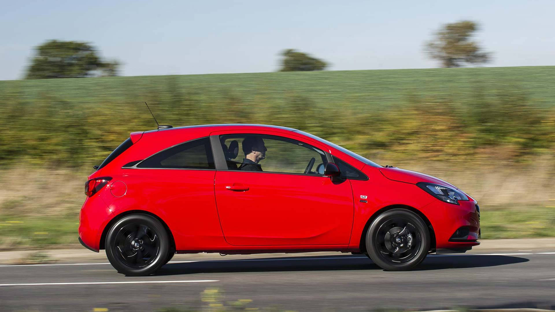 vauxhall corsa griffin edition 1 4 75 review motoring. Black Bedroom Furniture Sets. Home Design Ideas