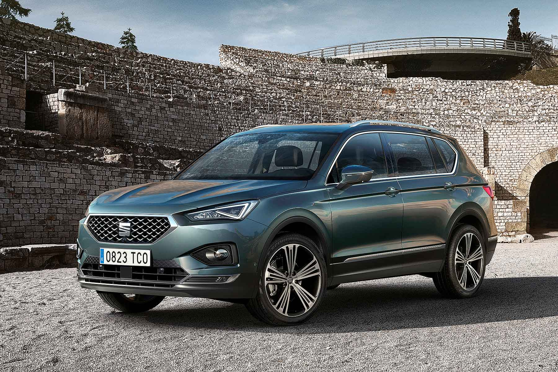 Seat Tarraco Large 7 Suv Now On In Britain