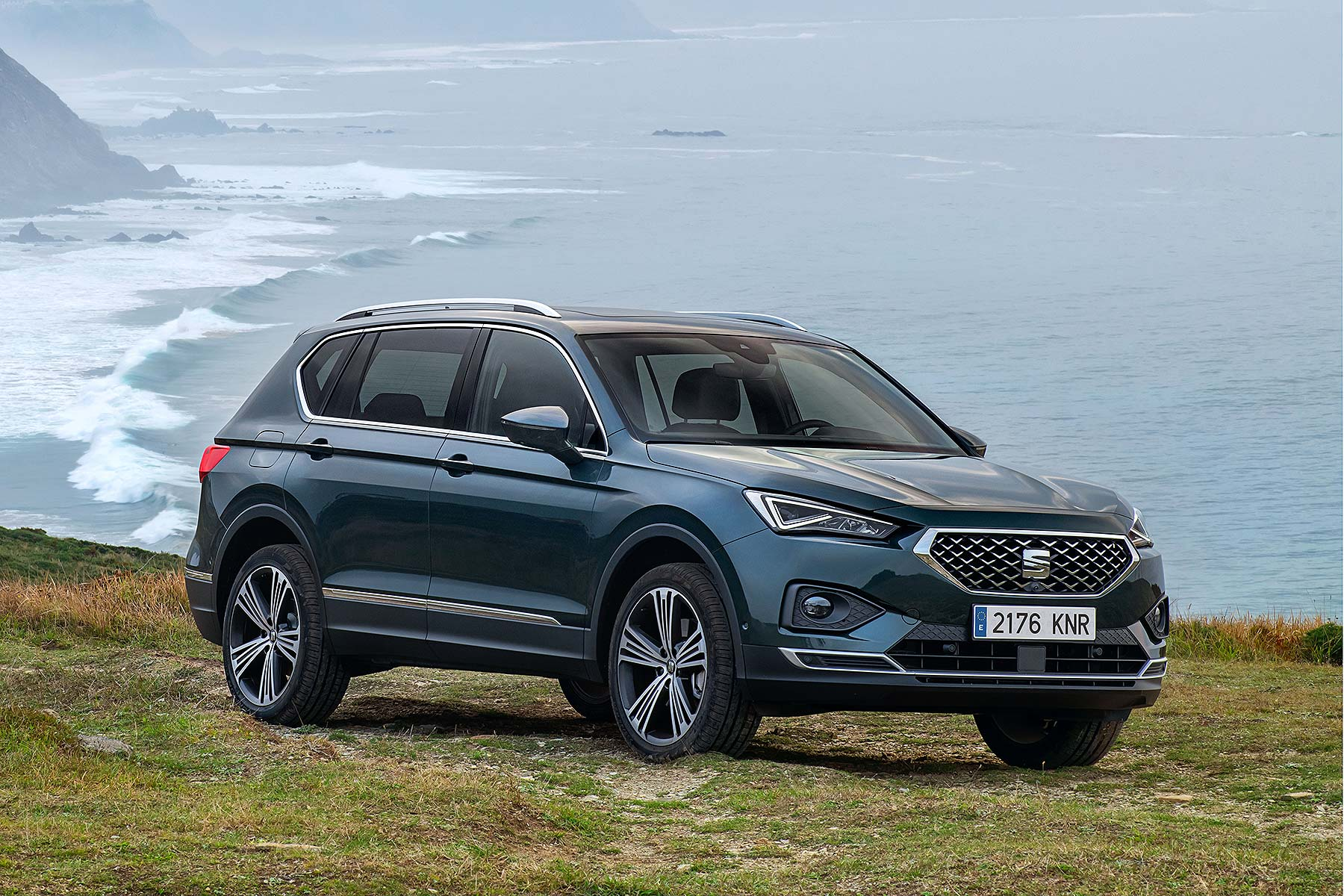 seat tarraco large 7 seat suv now on sale in britain motoring research. Black Bedroom Furniture Sets. Home Design Ideas