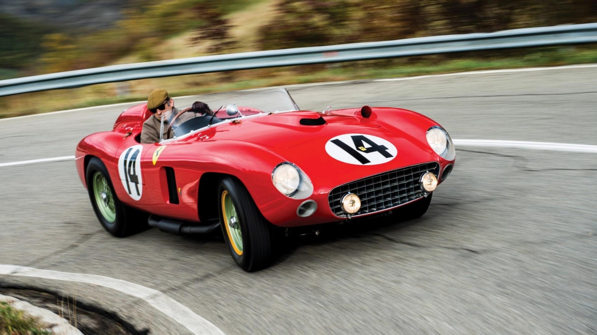 Ferrari racing car sells for $22 million RM Sotheby's